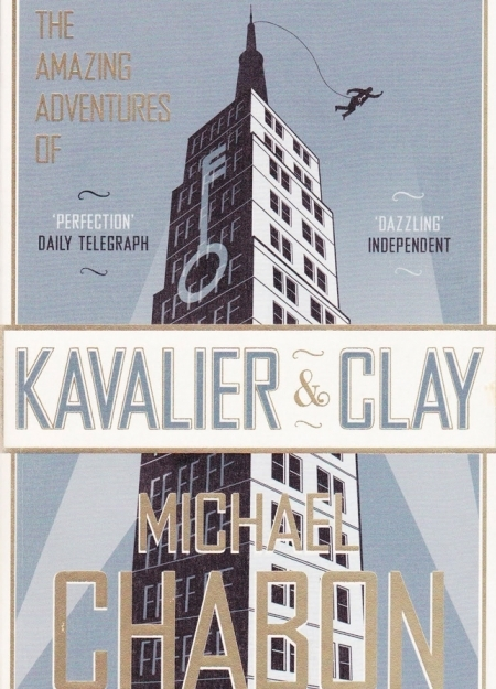 a superhero persona of the characters in the amazing adventures of kavalier and clay by michael chab Reading group guide for the amazing adventures of kavalier & clay by michael chabon escape, literally and figuratively, is everywhere in.