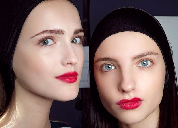 How to Pull Off the Blurred Lipstick Trend IRL