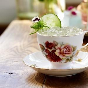 The frozen gin + tea hybrid your summer needs