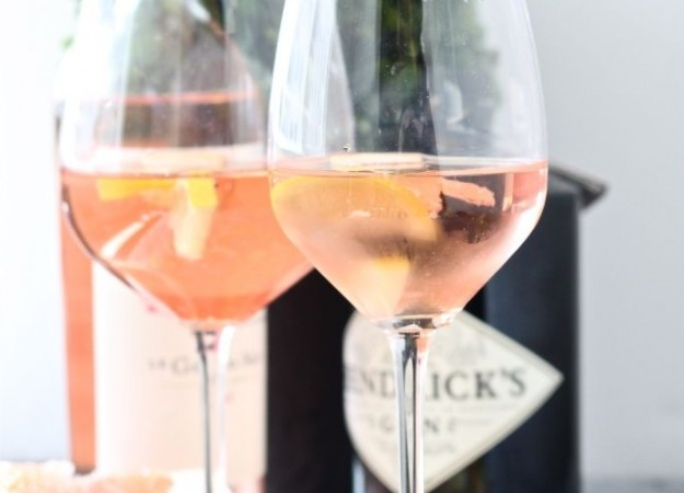 how to make rose wine