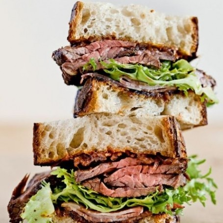 11 tasty steak sandwiches to appease your hangover