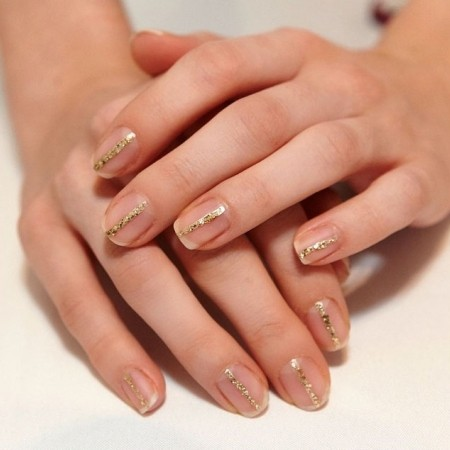 Self Lover Minimalist Nail Art