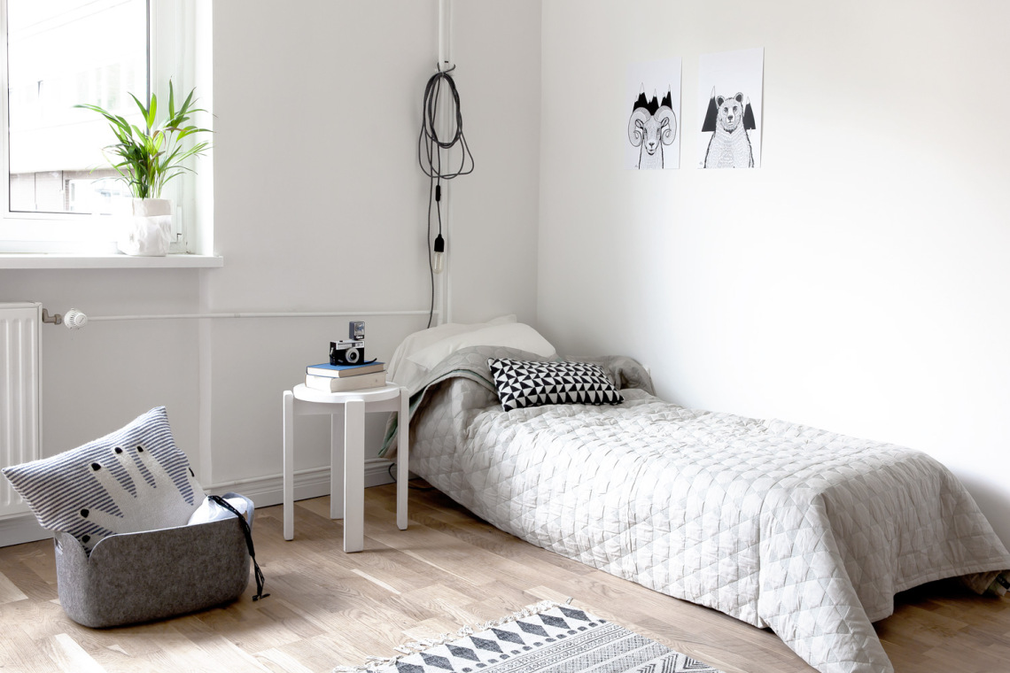 How To Decorate Your Bedroom Scandi Style
