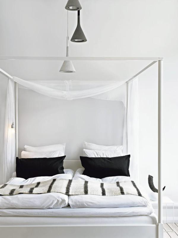 How to decorate your bedroom Scandi style   Bedroom Ideas ...