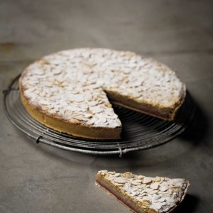 Jason Atherton's Ultimate Bakewell Tart