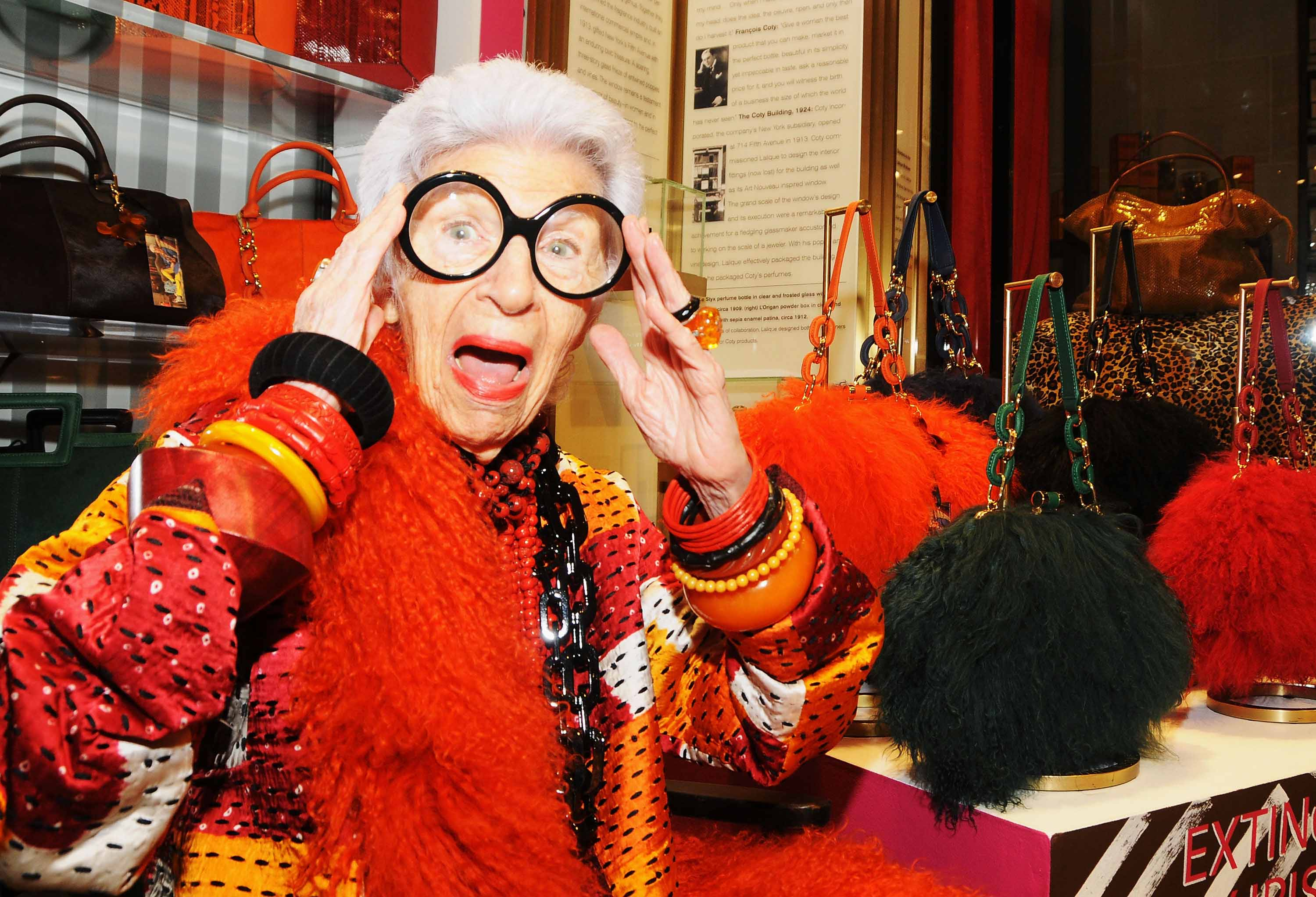 Life Lessons From Fashion Icon Iris Apfel New