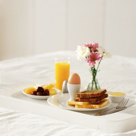 16 recipes for the ultimate breakfast in bed
