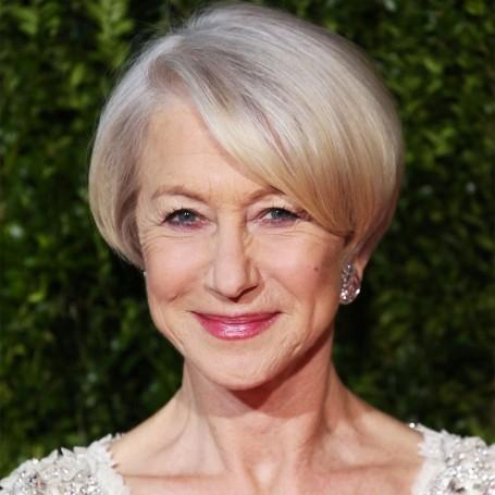 Why Dame Helen Mirren is our new beauty icon