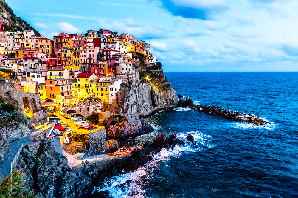9 Of The World S Most Colourful Towns To Add To Your