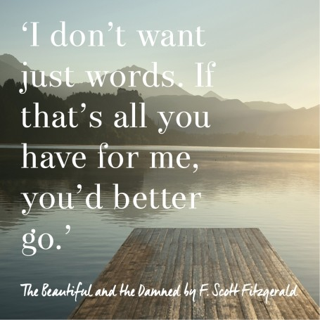 The best F. Scott Fitzgerald Quotes
