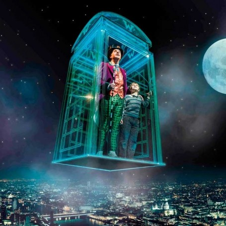 If you see one show this year: Charlie and the Chocolate Factory
