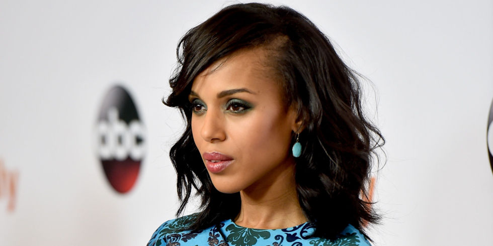Kerry Washington reveals why Olivia Pope shouldn't be your ...