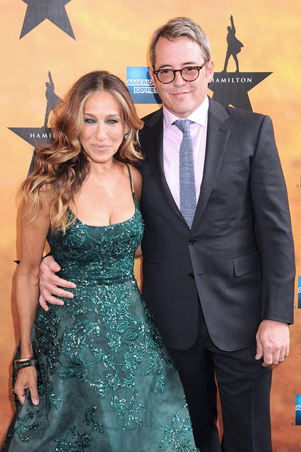 Sarah Jessica Parker To Star On Stage With Husband Matthew
