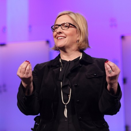 Come and see Brené Brown live with Red
