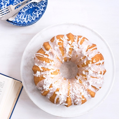 Best european dessert recipes red online this is a beautiful german bundt cake with a pretty white glaze and shredded white coconut sprinkled over the top it just begs to be the center of forumfinder Choice Image