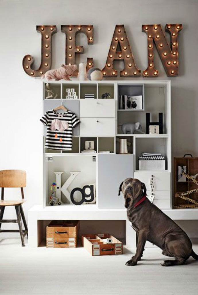 Decorating A Room Online: Decorating Tricks Inspired By Classrooms