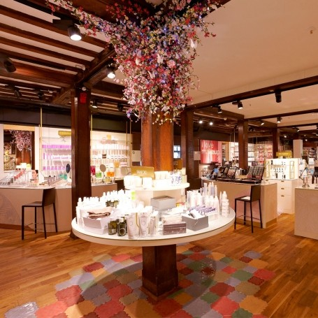 10 reasons to shop beauty at Liberty