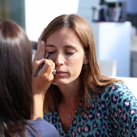 What happened when Claudia Winkleman did my make-up
