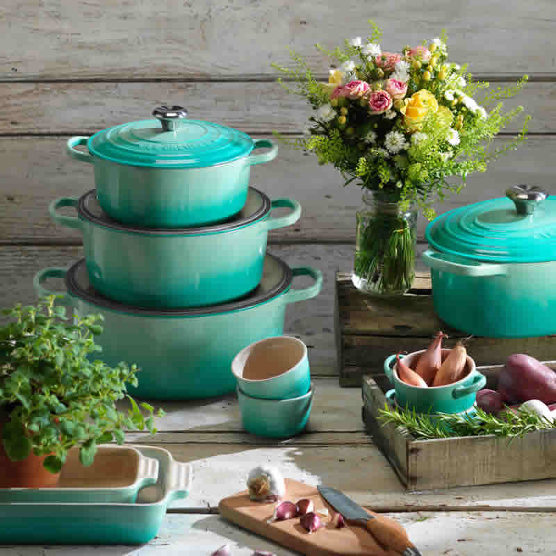 We Love Le Creuset 39 S New Limited Edition Cookware Colour