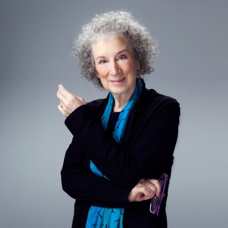 When Red met Margaret Atwood