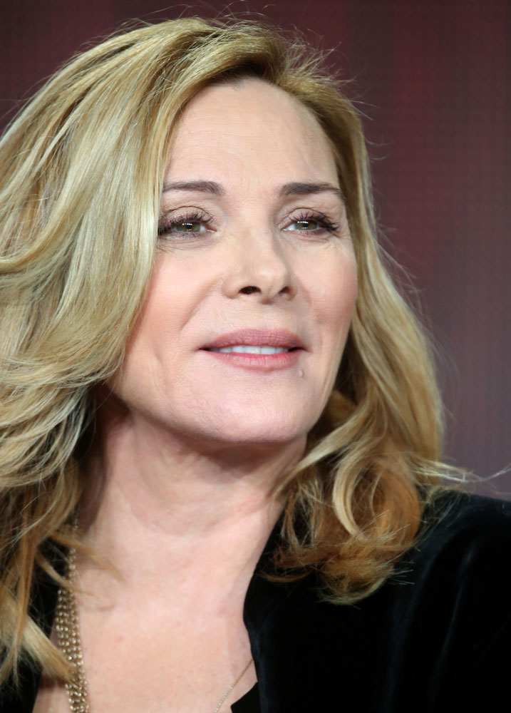 Kim Cattrall on motherhood | Woman's Hour Takeover 2015 ...