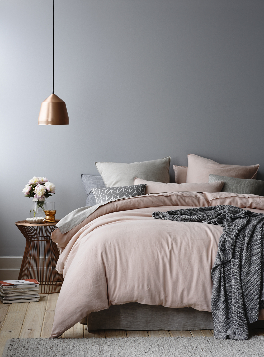 Wall Colour Inspiration: Beautiful Grey Rooms