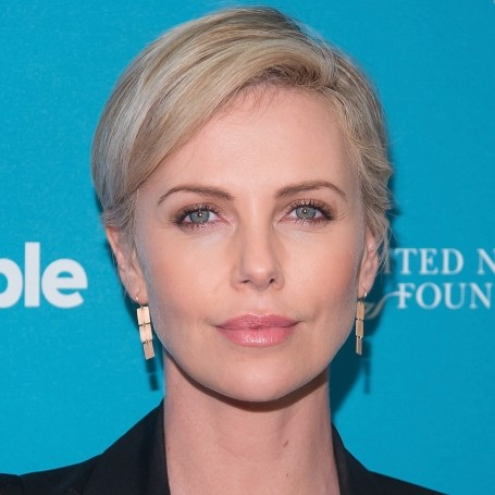 Charlize Theron's powerful message