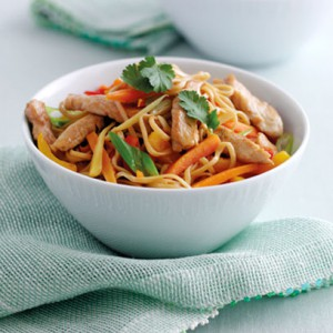 Mary Berry's stir fried chicken