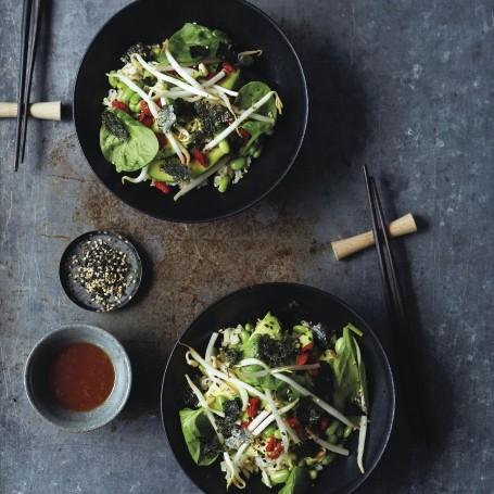 5 of Julie Montagu's simple superfood recipes