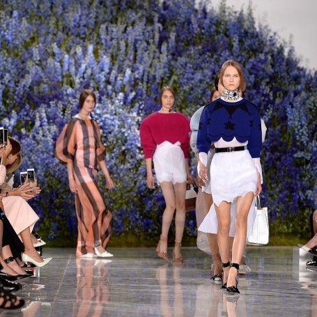 Dior show report: Paris Fashion Week September 2015