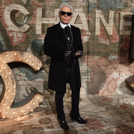Science suspects fashion is literally in Karl Lagerfeld's DNA