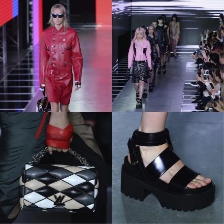 Louis Vuitton Show Report: Paris Fashion Week September 2015