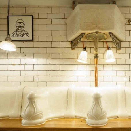 6 London bars and restaurants which were once toilets