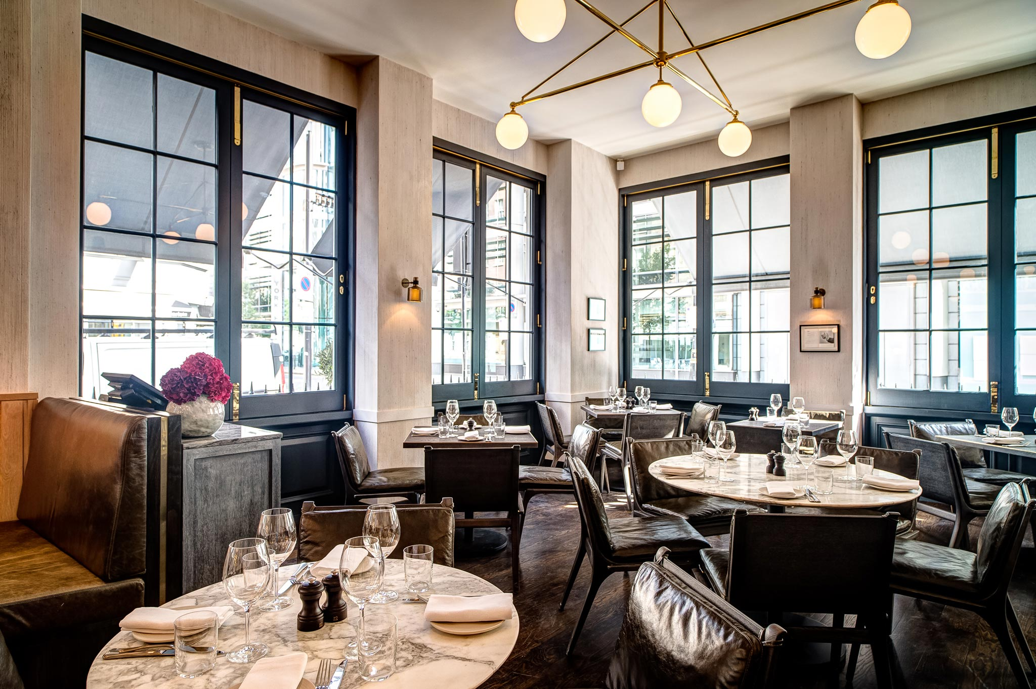 London Restaurant Guide Where To Eat In Marylebone Best