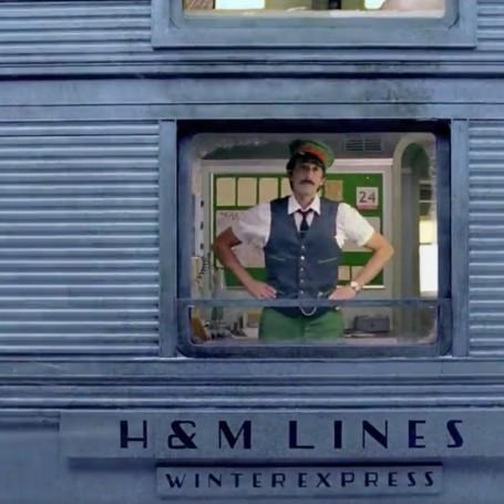H&M's Wes Anderson-directed Christmas advert is genius