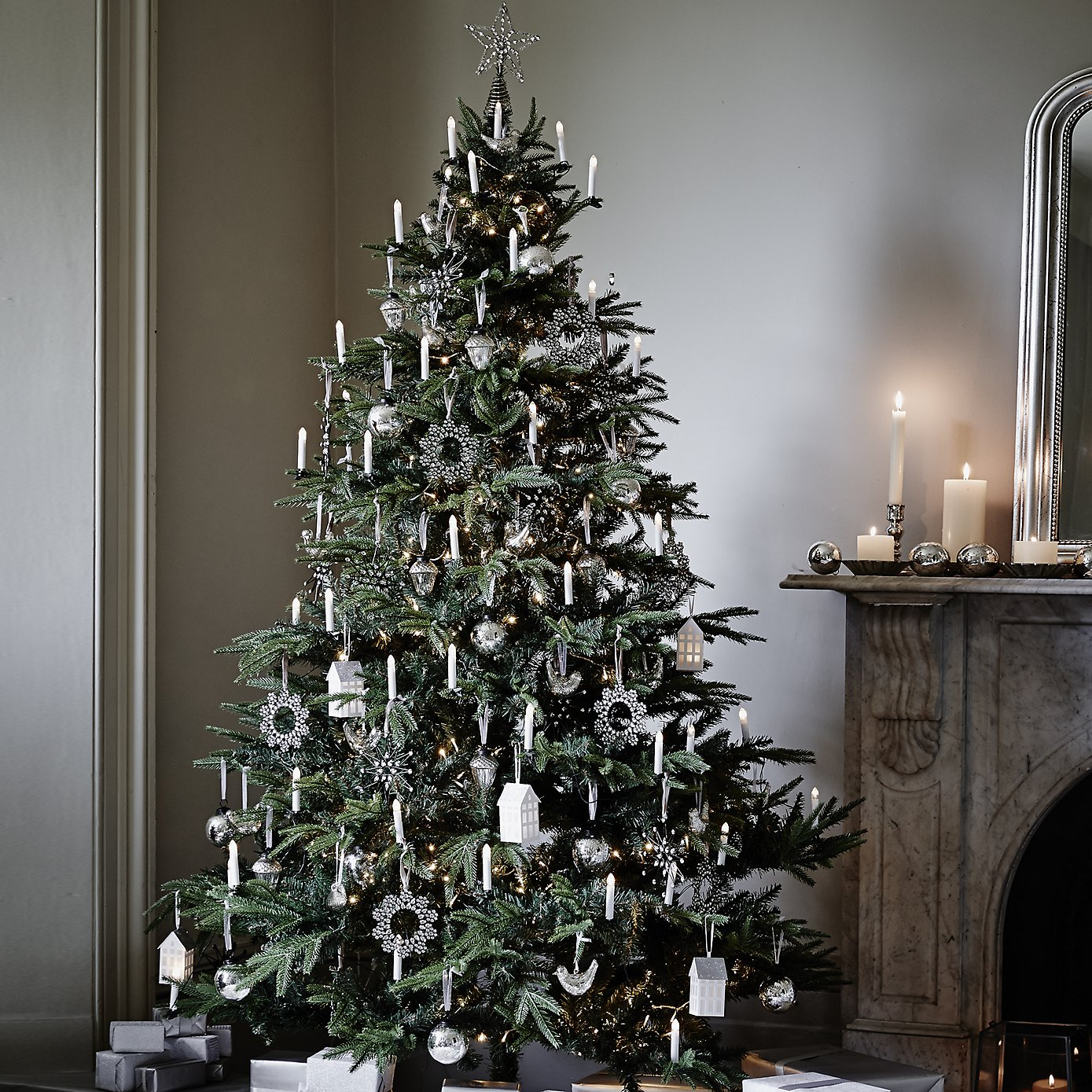 How to decorate your Christmas tree | Christmas | Interiors ...