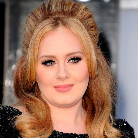 Adele has this to say about body image