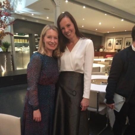 Red editor Sarah Bailey wins the #SheInspiresMe award