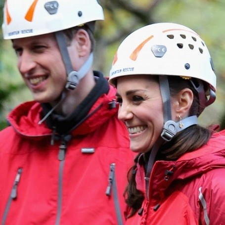The Duchess of Cambridge jokes 'William, how much do you love me?'