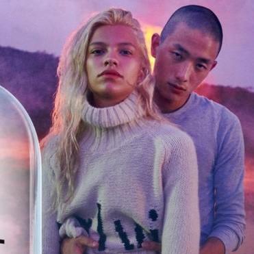 Calvin Klein releases first 'gender