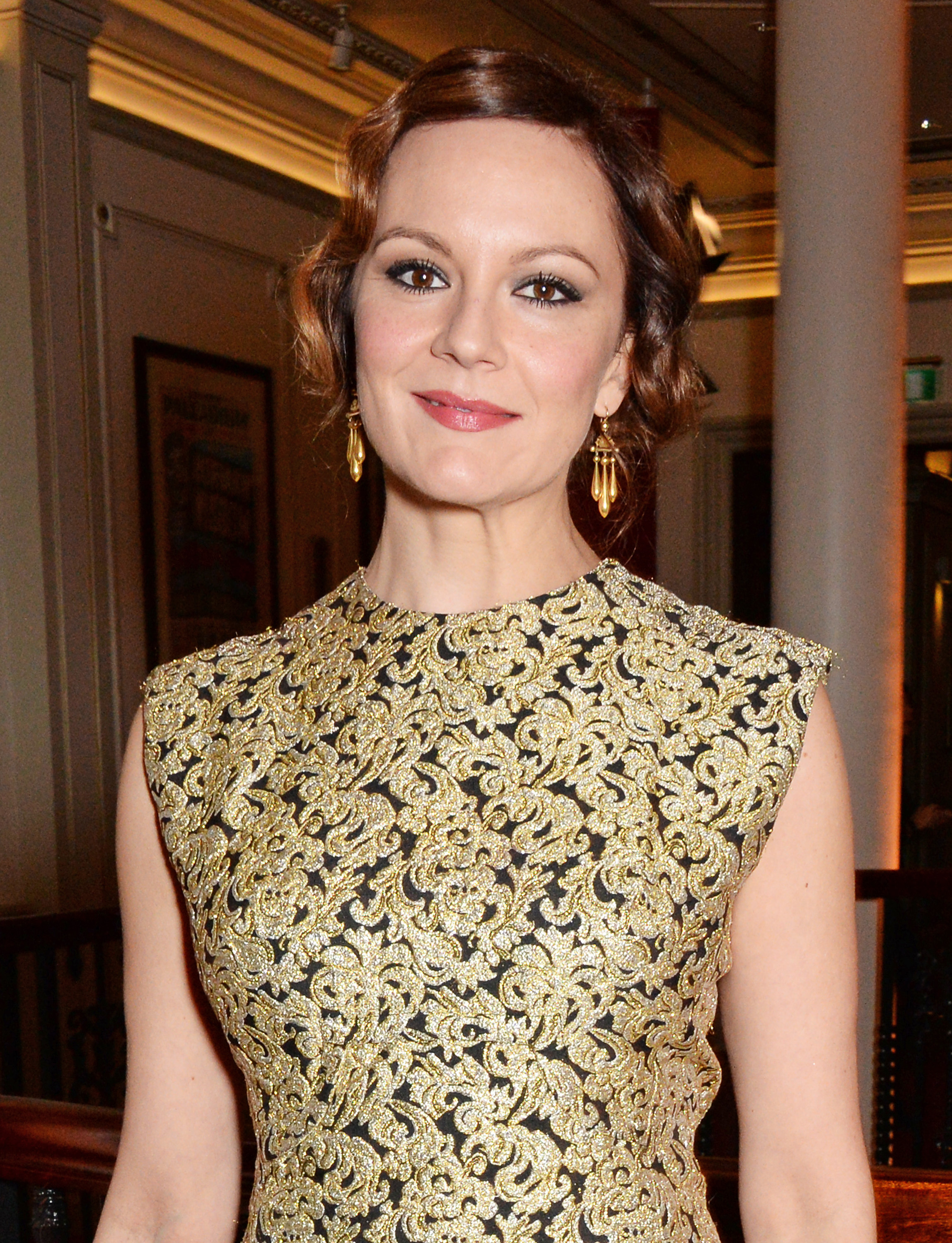 Rachael Stirling On Capital And The Detectorists Interview Red Online