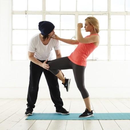 20 minute combat fit workout