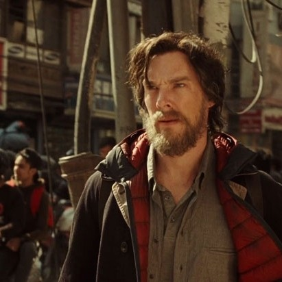 See Benedict Cumberbatch in the new Doctor Strange trailer