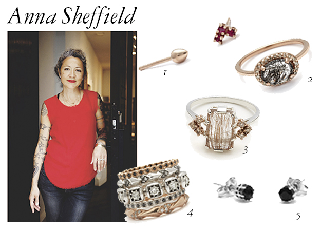 Jewellery designers to know 2016 Fashion Red Online