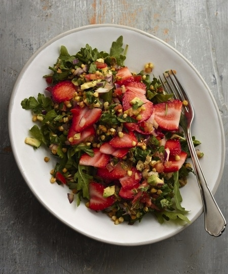 How to make the sirtfood diets strawberry buckwheat tabouleh food hannah hughes forumfinder Choice Image