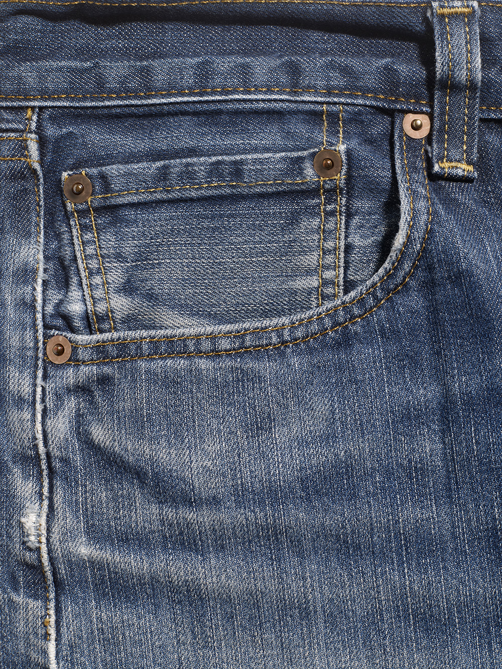 So that's what the tiny pocket in your jeans is for