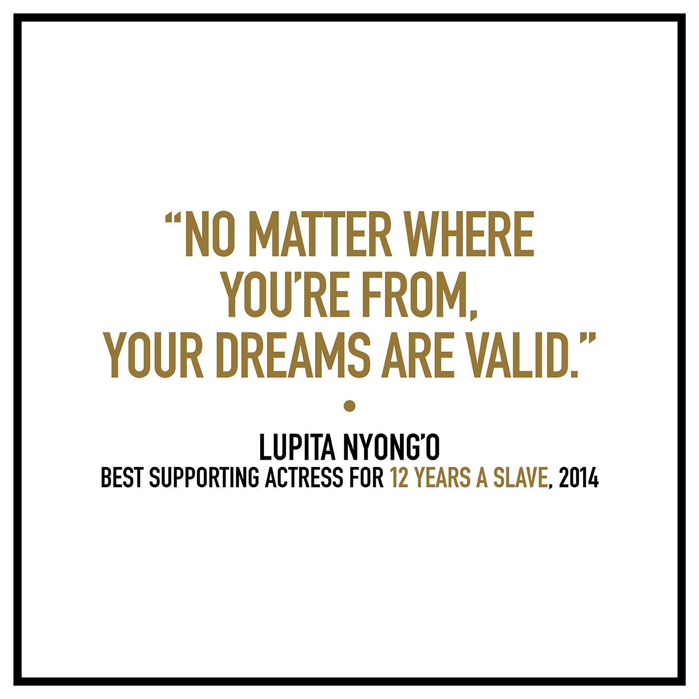 Supporting Quotes Best Inspirational Oscars Quotes  The Oscars  Quotes  Red Online