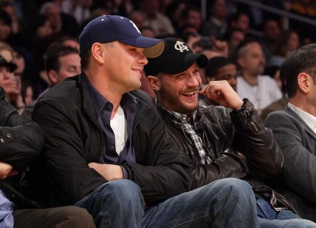 Leonardo DiCaprio and Tom Hardy bromance   The Revenant - Red Online