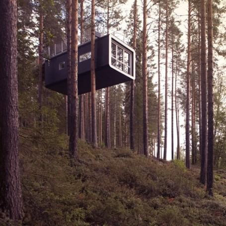 Out-of-this-world treehouses you can actually stay in