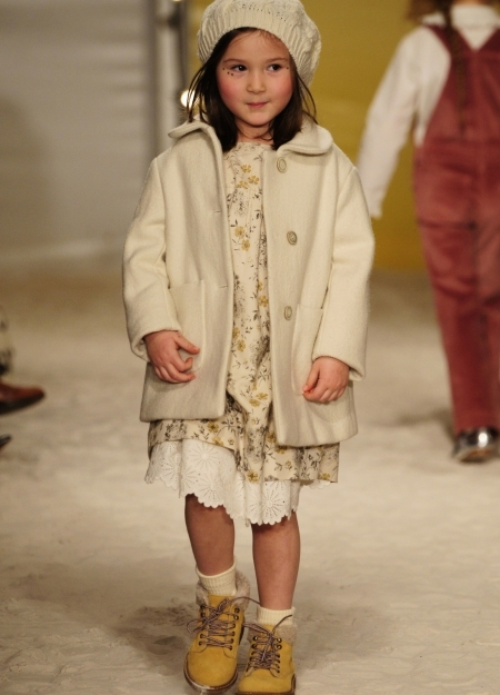 Sheepskin Coat For Kids - JacketIn